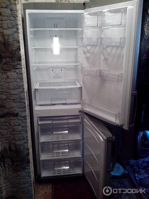 Холодильник lg ga b409uvqa фото