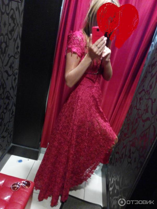 Платье из какашек