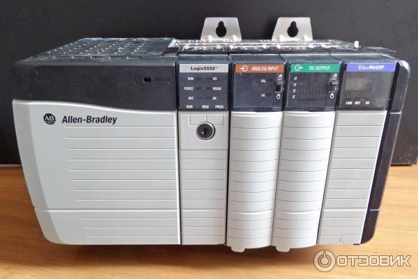 Отзыв о Промышленный контроллер Allen-Bradley ControlLogix