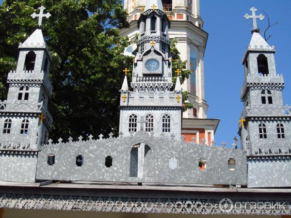 Свято-Вознесенский Ново-Нямецкий (Кицканский) монастырь (Молдавия, Кицканы) фото