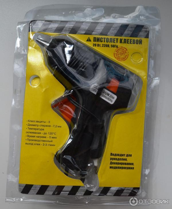 горячий клей пистолет для рукоделия инструкция цена - фото 7