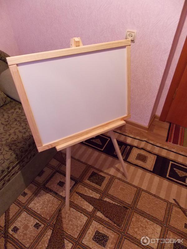 Инструкция по сборке мольберта