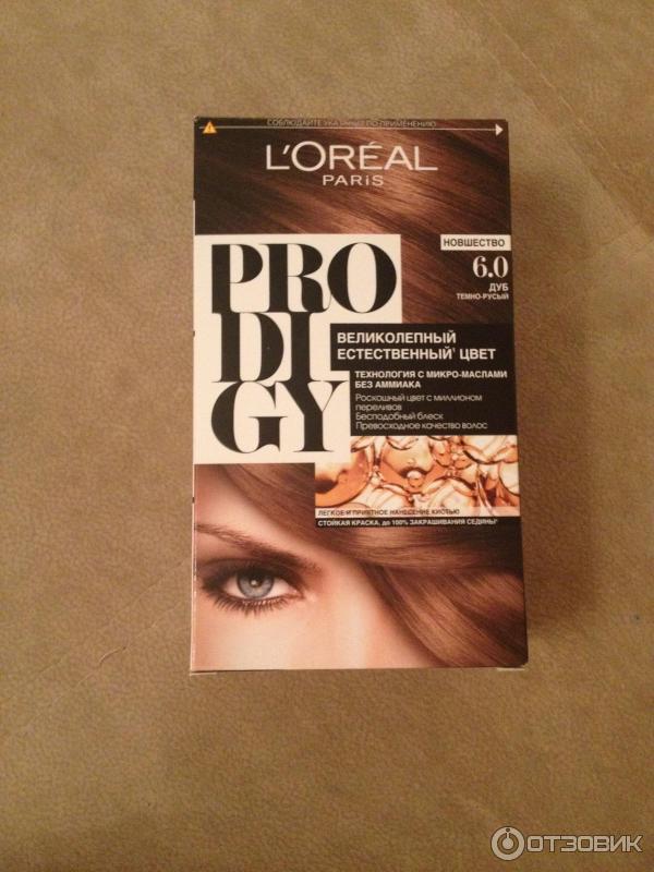 Краска для волос prodigy l oreal