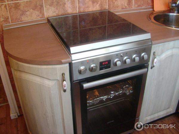 Отзыв о плита газовая gorenje k55320ax лучший предмет на кух.