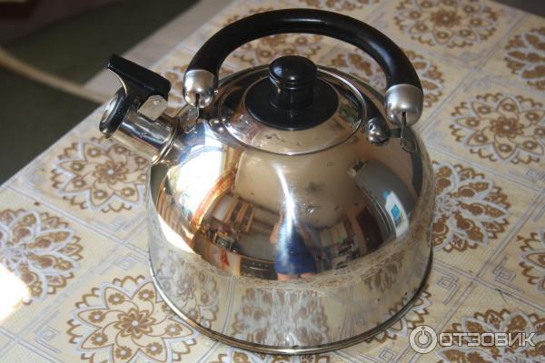 Чайник со свистком Appetite