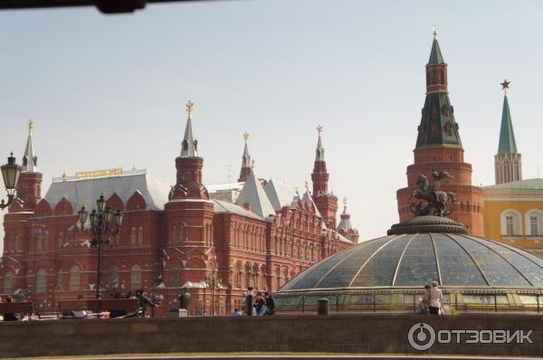 Москва экскурсии по городу