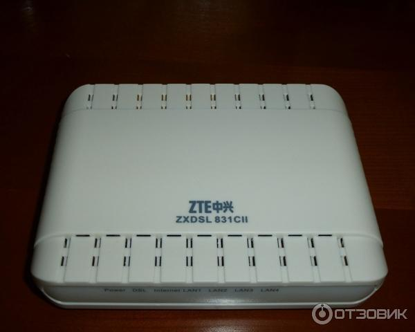 How to configure zte zxdsl 831 adsl modem if it is connected to linksys wireless broadband router