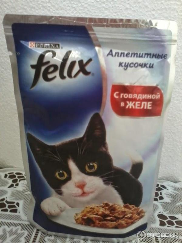 Felix, Консервы - Petshop ru