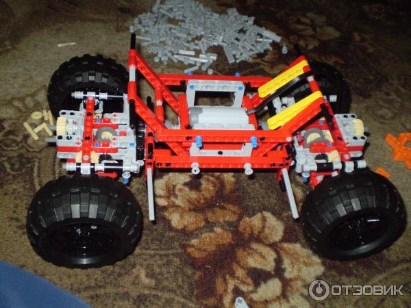 Конструктор Lego Technic 9398