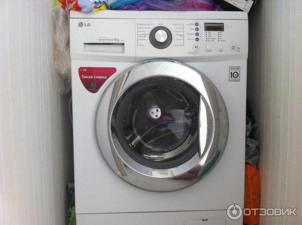Ремонт стиральной машины с прямым приводом lg своими руками