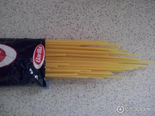 сколько минут надо варить спагетти: