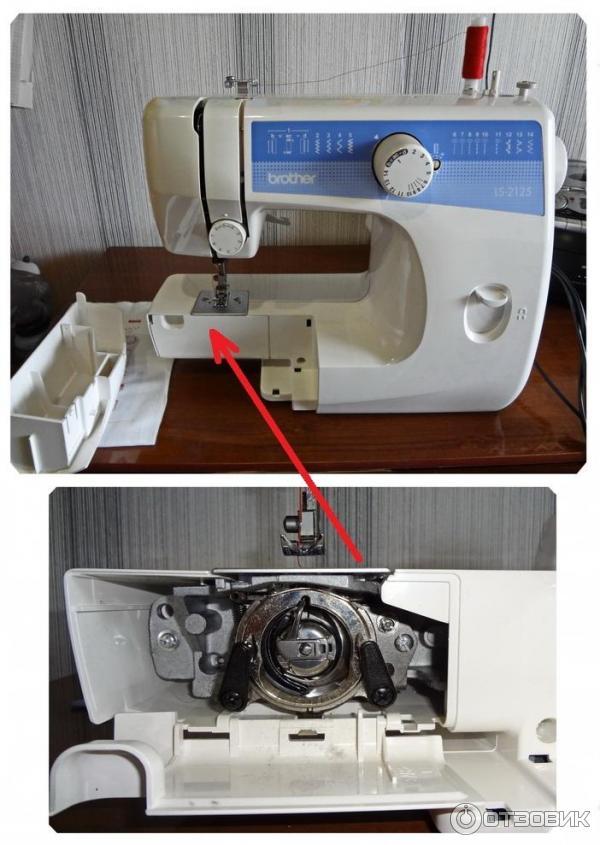 Ремонт швейной машины тойота своими руками 98