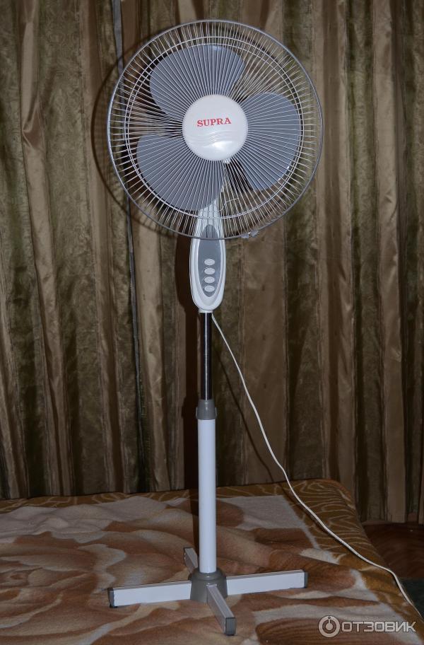 Вентилятор напольный Supra