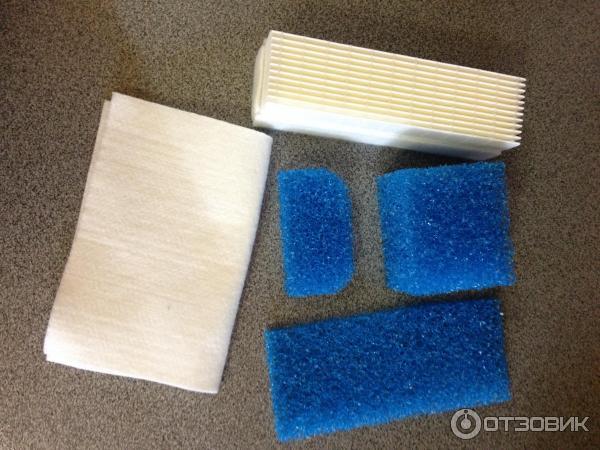 Как сделать фильтр для пылесоса томас своими руками 5