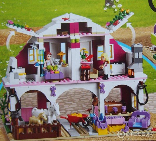 Конструкторы LEGO Friends - Детский Мир
