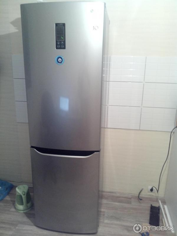 холодильник Lg Ga-e409slra инструкция читать - фото 8