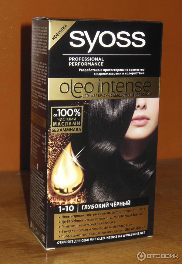 Сьес краска для волос без аммиака