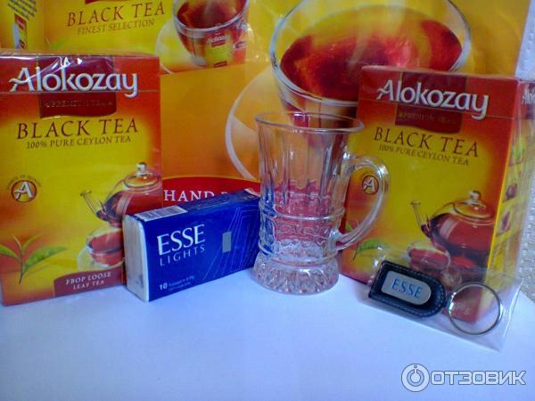 Alokozay чай есть приз подарок 478