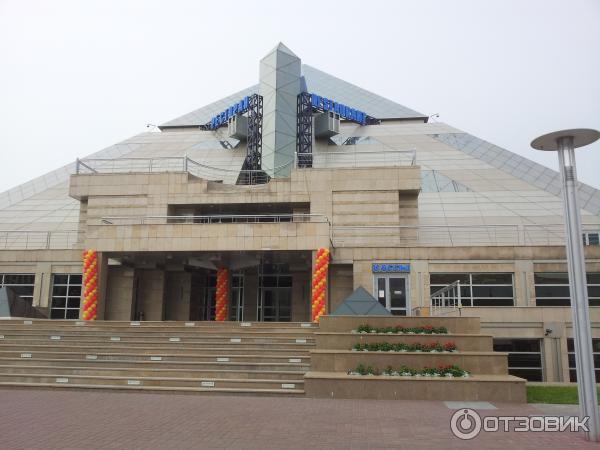 КРК Пирамида, Казань фото