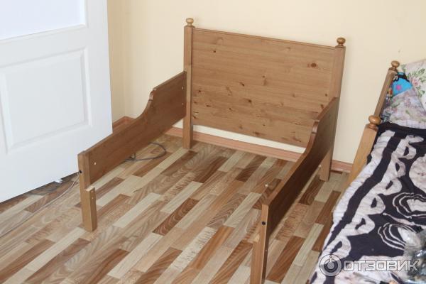 Кровать лексвик схема