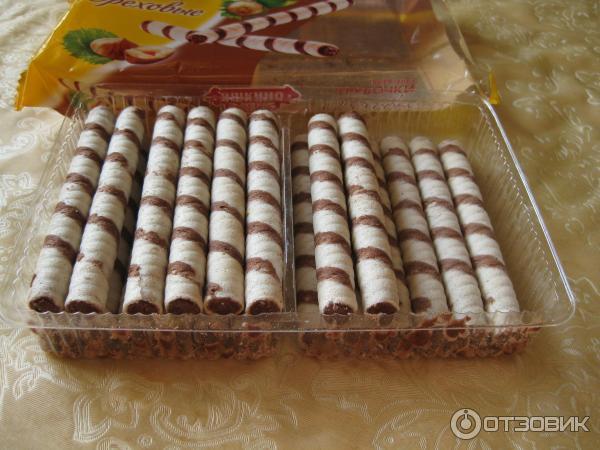 рецепт хрустящих трубочек в вафельнице со сгущенкой