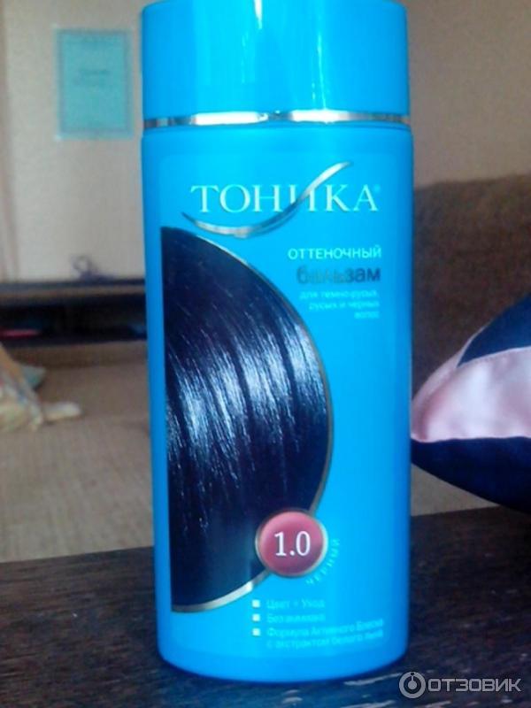 Тоника цвет голубой