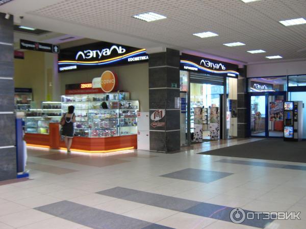 Торговый центр европа г орел