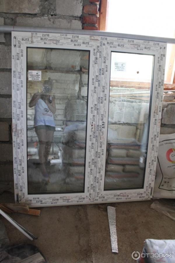 Пластиковые окна из ПВХ-профиля REHAU фото