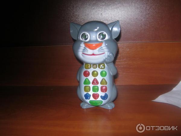 игры том говорил кот: