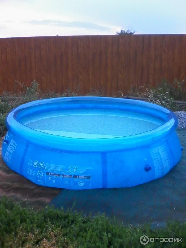 Fast Set Pool инструкция - фото 8