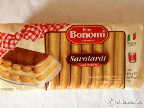 Чем заменить печенье савоярди для тирамису