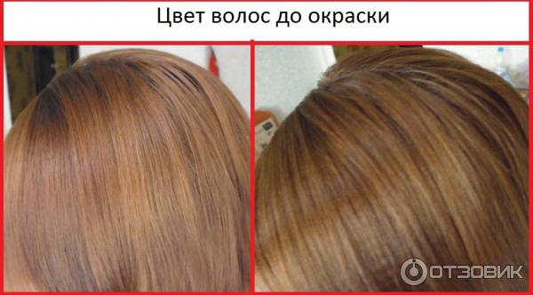 гарньер капучино фото до и после