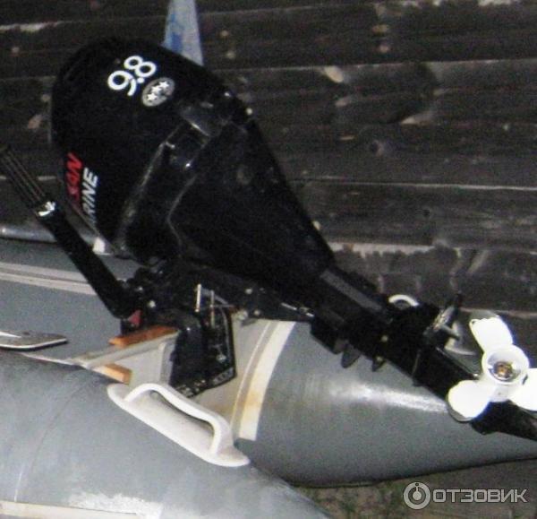 чехол для лодочного мотора ниссан-марин 9.8