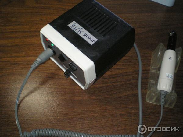 Машинка для маникюра и педикюра JD 400 (30 000 об.)