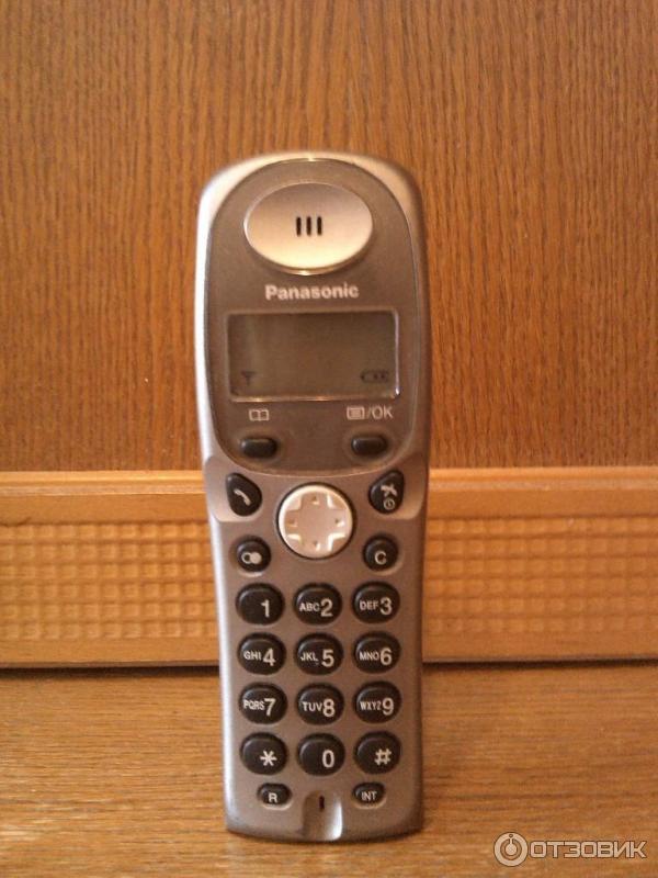 Инструкция По Эксплуатации К Телефону Panasonic Kx-Tga110ru