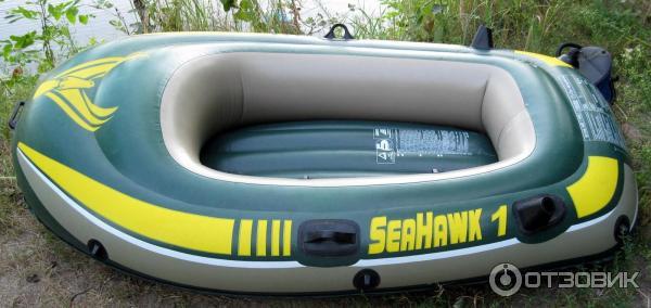 Надувная лодка морской сокол