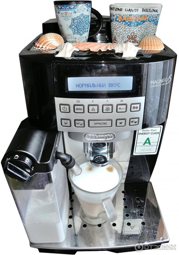 кофемашина delonghi 22.360 инструкция
