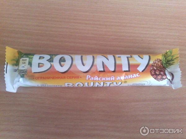 фото нового баунти