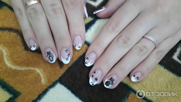 Классный дизайн ногтей фото