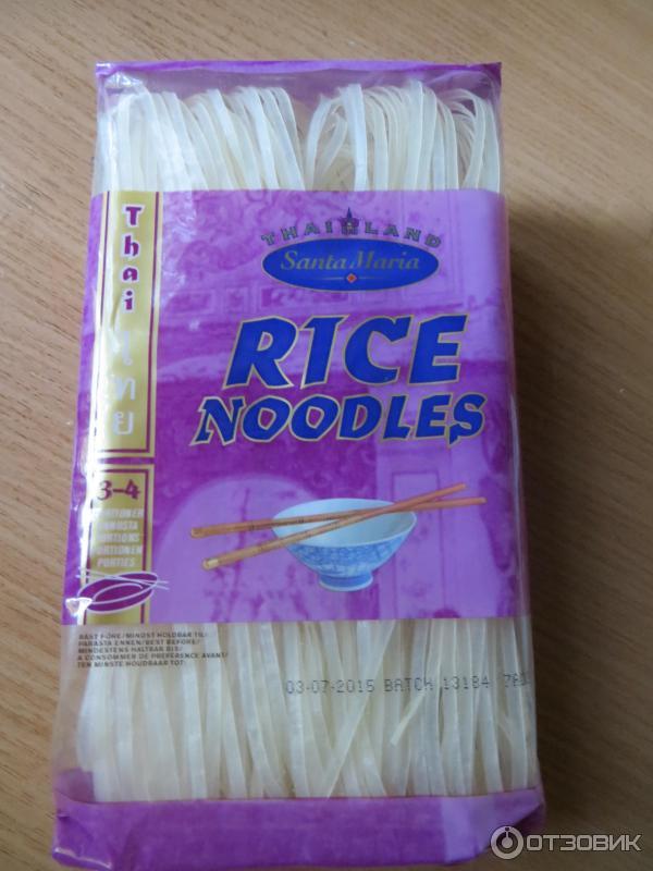 рисовая лапша фото упаковки