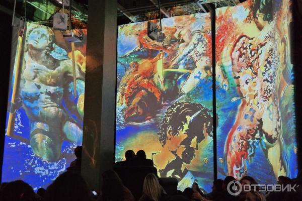 Выставка Мир Дали Ожившие полотна в Москве - Ваш досуг
