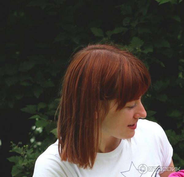 Эстель 7.4 фото на волосах