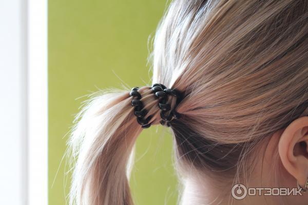 Необычные резинки для волос