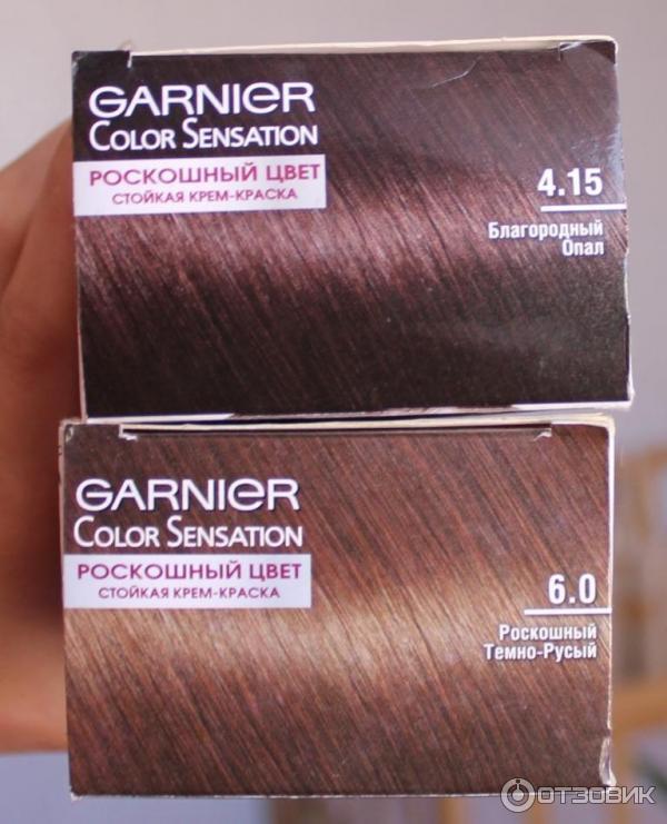 Цвет волос благородный опал отзывы