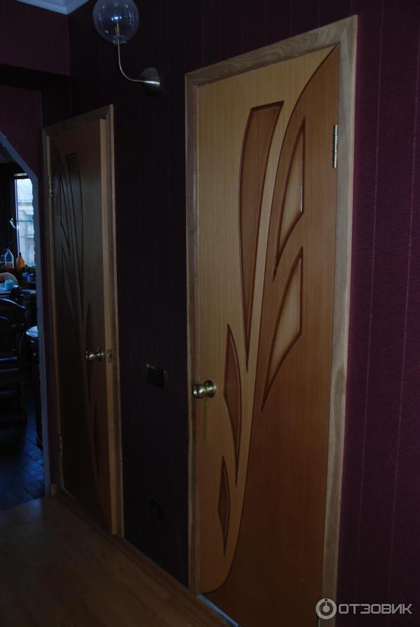 Орхидея межкомнатные двери