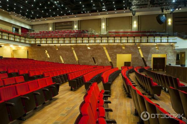Отзыв о концертный зал омской филармонии (россия, омск) атмо.