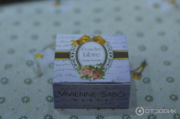 Идеальная пудра для моей комби кожи Vivienne Sabo Ideal