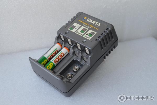 Зарядное устройство варта для батареек инструкция