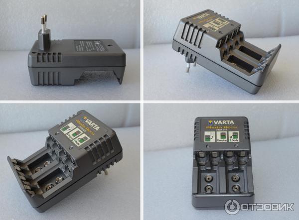 зарядное устройство варта для батареек инструкция - фото 4