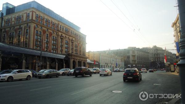 """гостиница """"Украина"""" и """""""